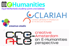 The eHumanities Group, Erasmus Studio and CLARIAH